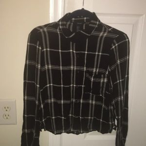A forever 21 flannel
